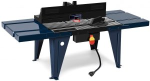 Goplus Electric Aluminum Router Table WoodWorking