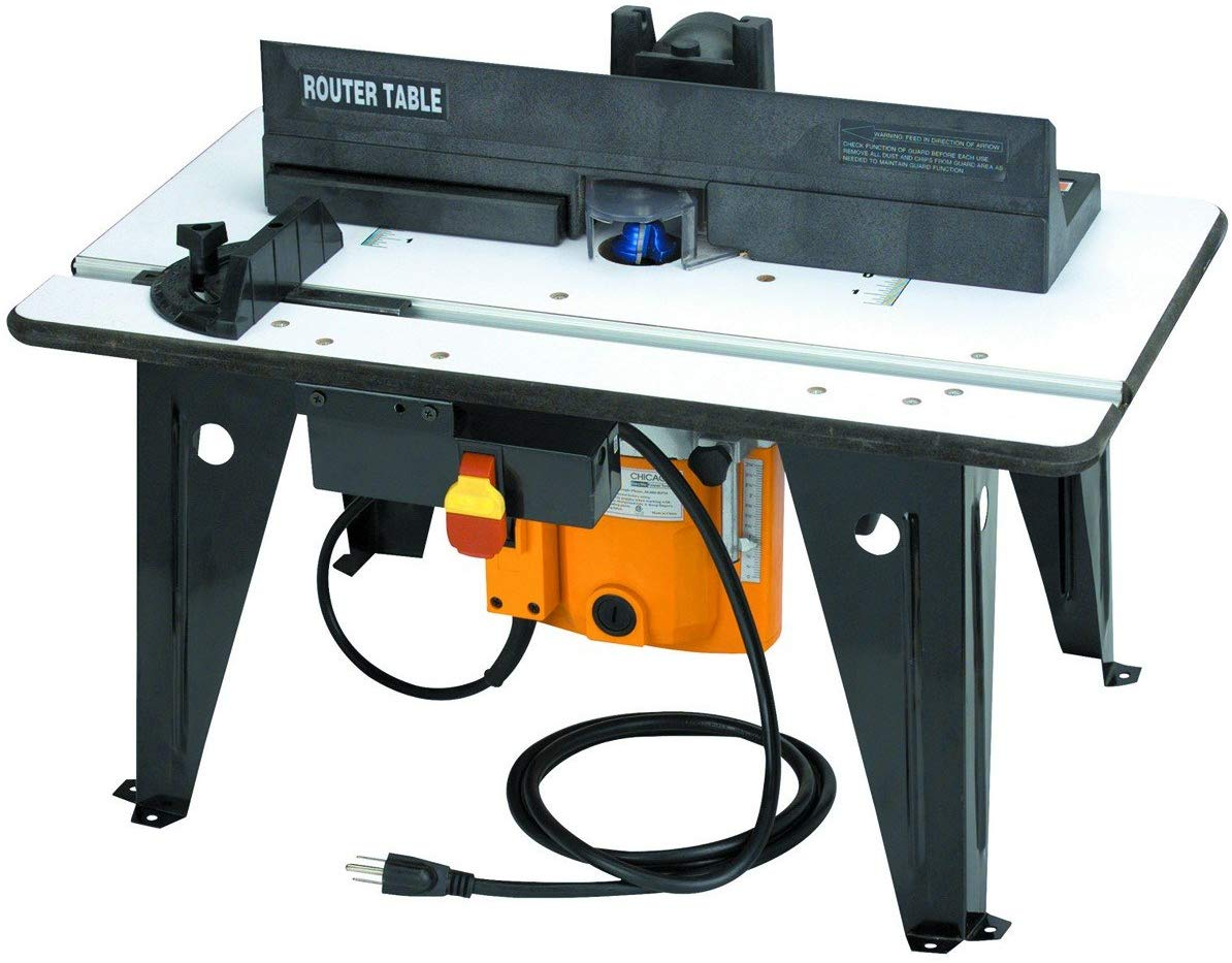 Harbor Freight Benchtop Router Table Review