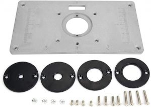 Hilitand Router Table Insert Plate