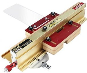 INCRA I-BOX joint jig for router table