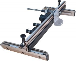 JessEm TA MicroDial Router Table Fence