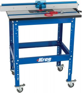 KREG Precision Router Table