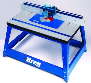 Kreg Benchtop Table Reviews for Router