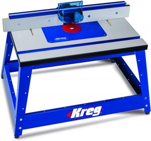 Kreg PRS2100 Bench Top Compact Router Table