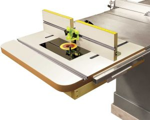 MLCS 2394 Extension Router Table Top & Fence
