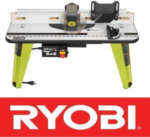 New Ryobi Universal Router Table
