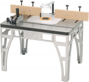 Rebel W2000 Cast Iron Router Table