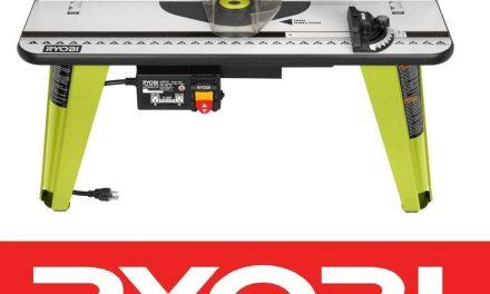 Ryobi Router Table Review – Ryobi Universal