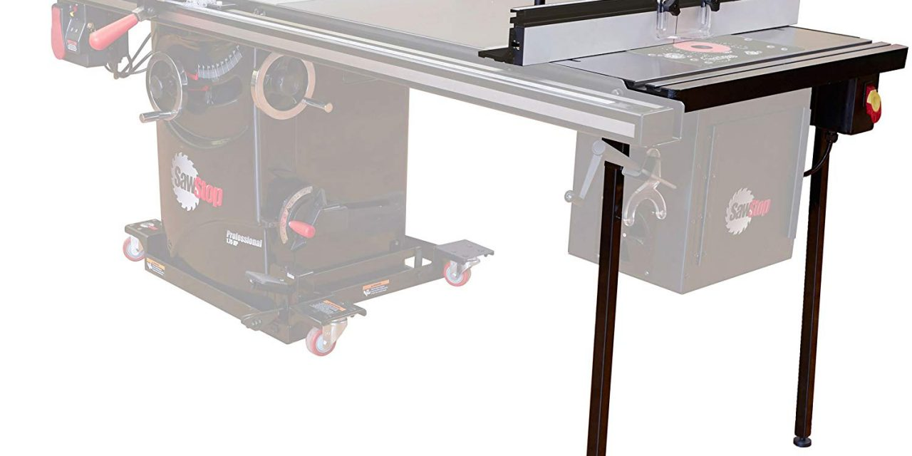 SawStop Router Table Review – Inline Router