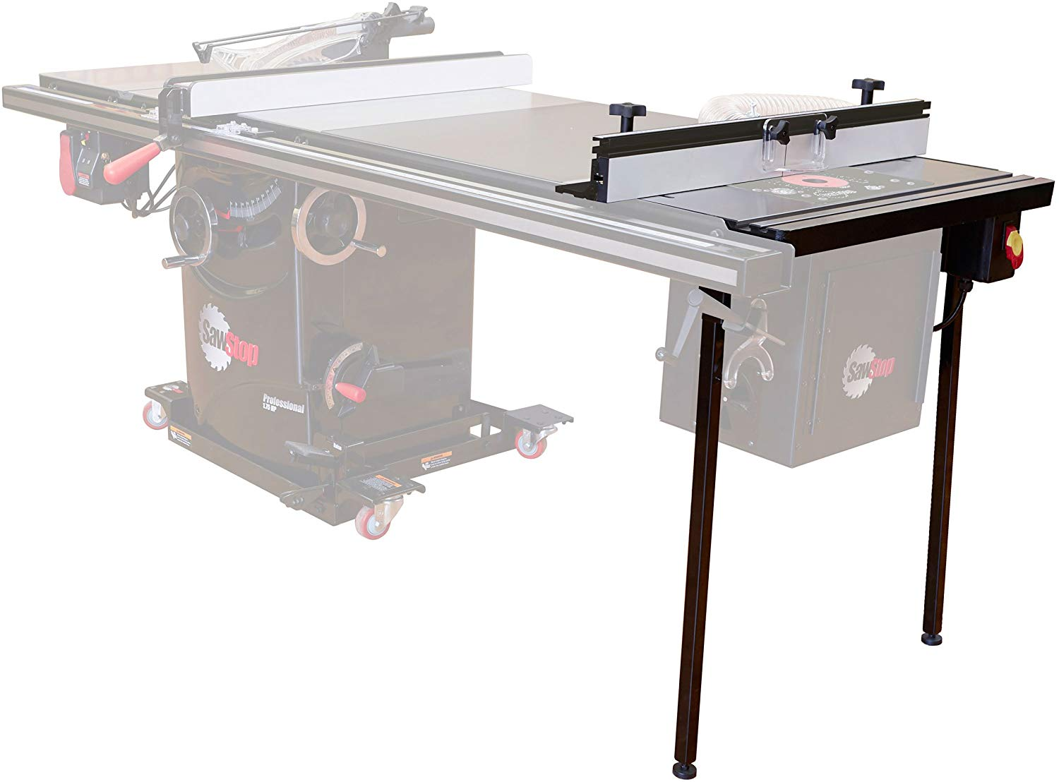 SawStop Inline Router Table Review