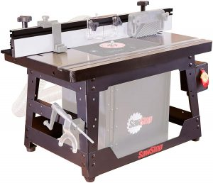 SawStop RT-BT Assembly Benchtop Router Table