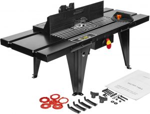 XtremePowerUS Deluxe Wood Table
